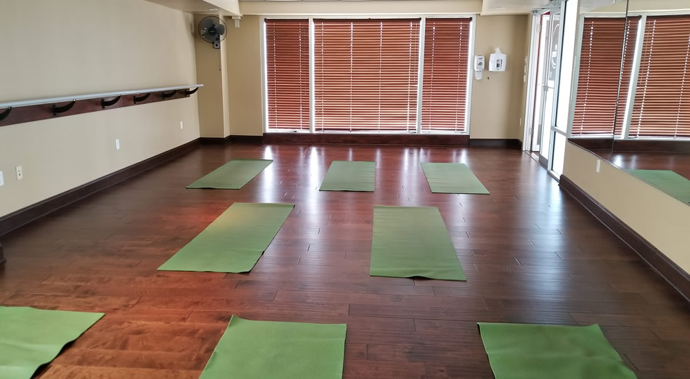 Yoga Barre Room