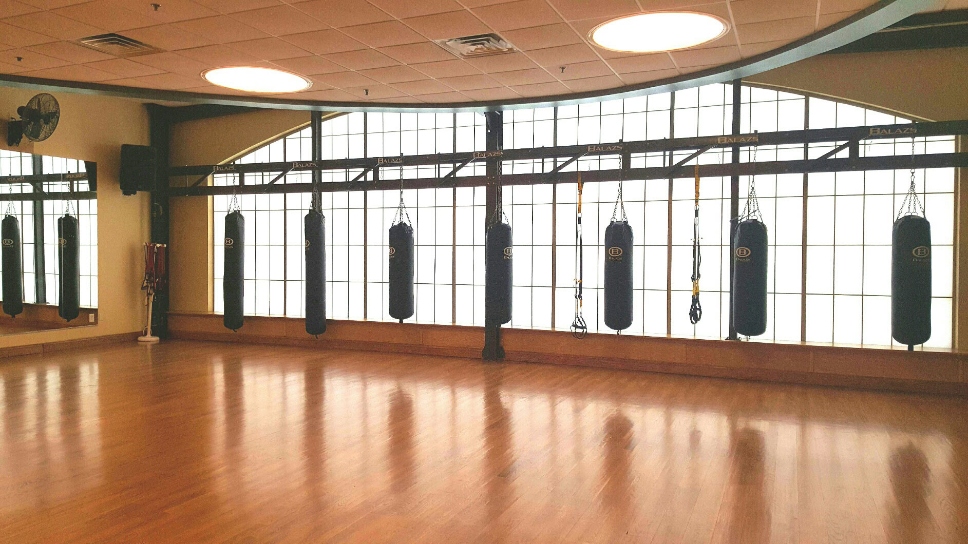 Group Exercise Boxing at Vive Fitness, NJ