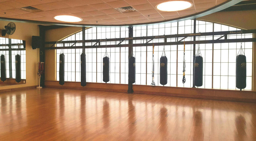 Boxing at Vive Fitness NJ