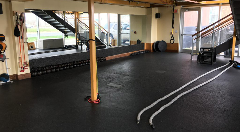 PT Room at Vive Fitness, NJ